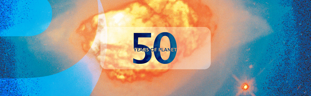 50 years of planet ventures